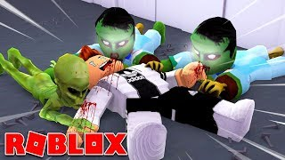 ÜBERLEBE DIE MONSTER ATTACKE IN ROBLOX