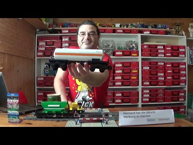 MOC 57: Gaskesselwaggon [GER]