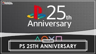 """PlayStation 25th Anniversary Montage - """"12.3 Trailer"""" - PlayStation Awards 2019"""