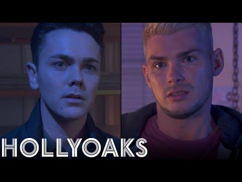 Hollyoaks: Jonny Comforts Ste