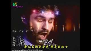 "悲壮的 ""求主垂怜 Miserere""(中英字幕 )Andrea Bocelli  Zucchero Fornaciari 合唱"