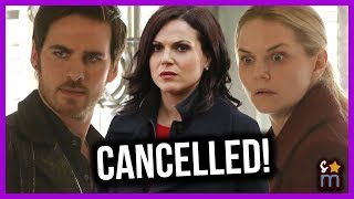 "Video ""Once Upon a Time"" Cast React to Show Being Cancelled After Season 7 download MP3, 3GP, MP4, WEBM, AVI, FLV Juni 2018"