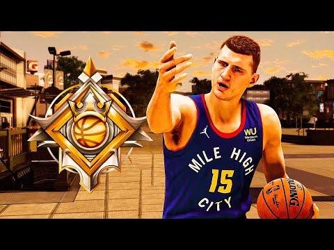 LEGEND NIKOLA JOKIC BUILD is GAME-BREAKING in NBA 2K20 |