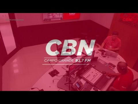 CBN Campo Grande (15/10/2018)