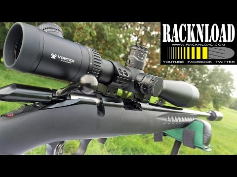 Vortex VIPER PST 6-24X50 Scope **FULL REVIEW** by RACKNLOAD