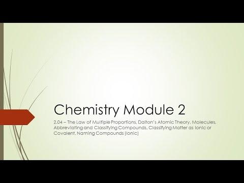 Chemistry 02.04