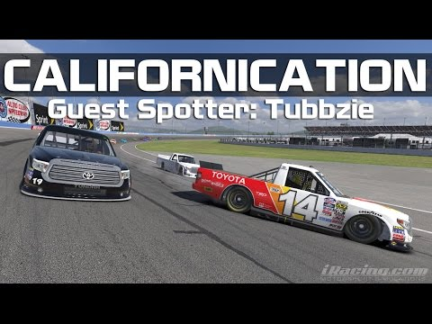 iRacing C Class Fixed - Californication (Guest Spotter: Tubbzie)