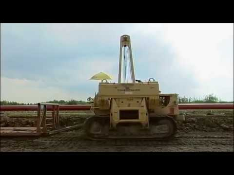 Mighty Machines  - Season 03 Episode 13 -  Laying Down the Pipeline