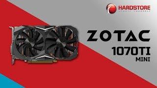 Teste Zotac GeForce GTX 1070TI Mini [PT-BR]