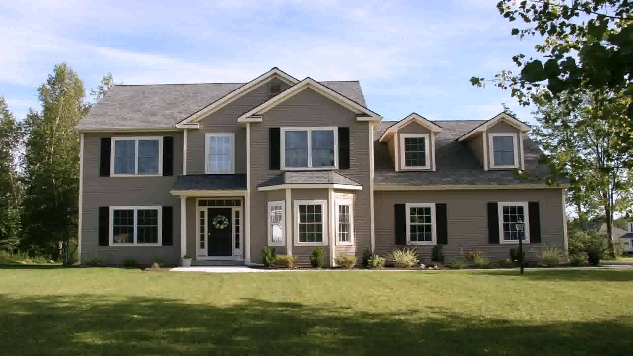 4 bedroom 2 story country house plans - 2 Story Country House Plans