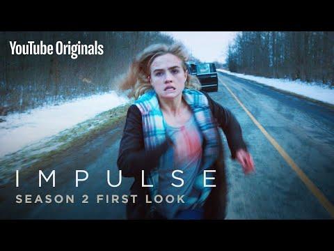 Impulse Season 2 First Look - YouTube