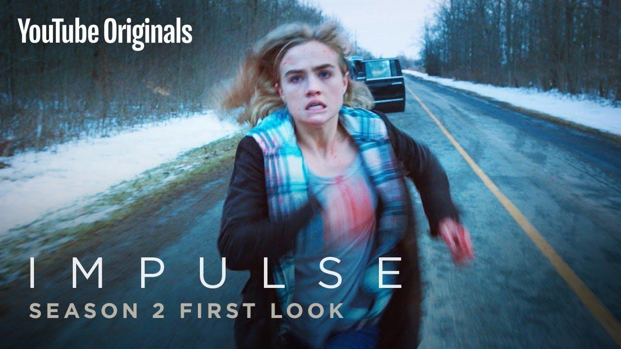 Impulse: When will season two premiere on YouTube Premium?