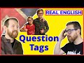 QUESTION TAGS in Inglese! (con sketch!!)