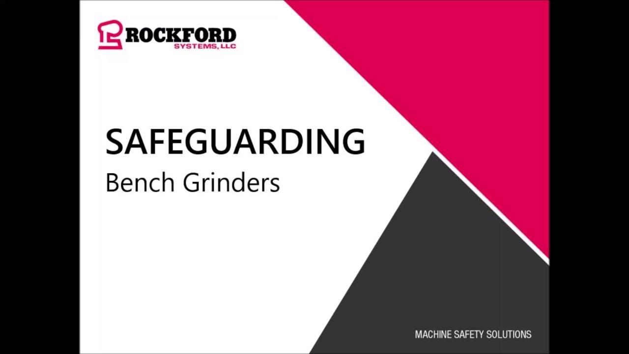 Bench Grinder Safety Gauge Meet Osha Ansi Standards