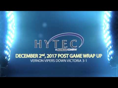 12.2.17 Vernon vs Victoria Post Game