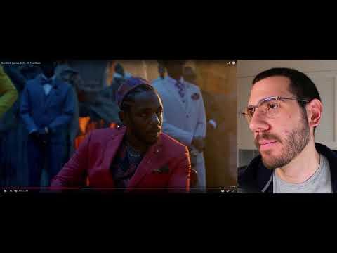 Metalhead REACTION to Rap: Kendrick Lamar & SZA - All the Stars