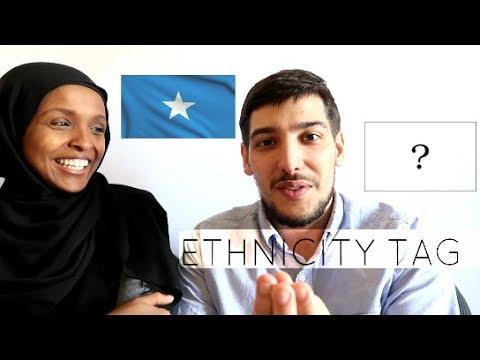 ETHNICITY TAG ft my husband   MAHDI SPEAKS SOMALI