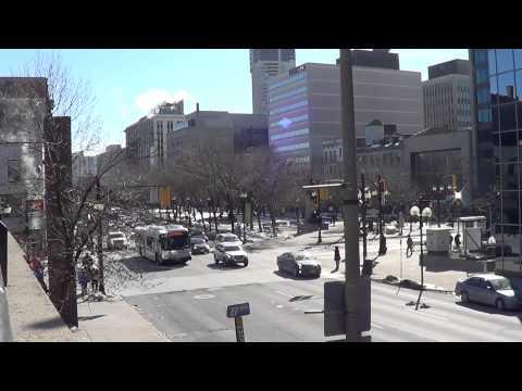 Downtown Hamilton Ontario (King and James)