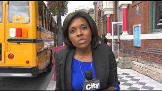 Mother claims a niqab wearing school bus driver poses a security risk  CityNews