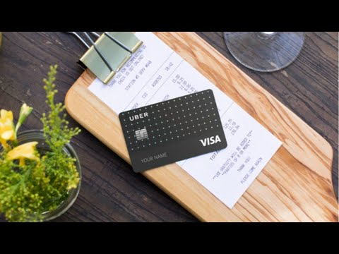 Uber launches credit card in partnership with Visa, Barclays
