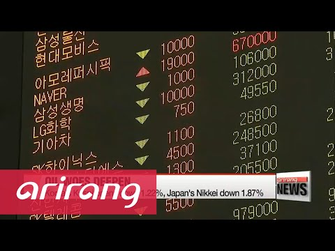 Asian shares open lower as global oil continues slide