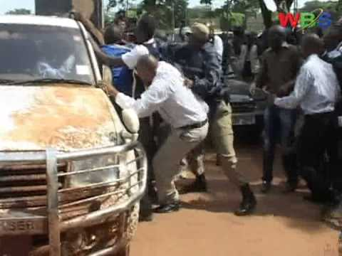 Uganda Human rights report pins Police of gross rights violation