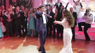 Qartuli. Irakli and Liza Wedding. Грузинский танец. Свадьба