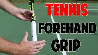 Best Tennis Forehand Grip