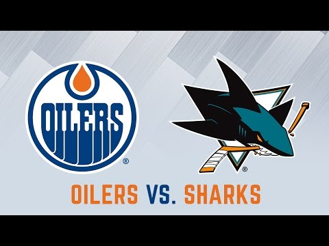 ARCHIVE | Oilers Pre-Game Interviews vs. Sharks