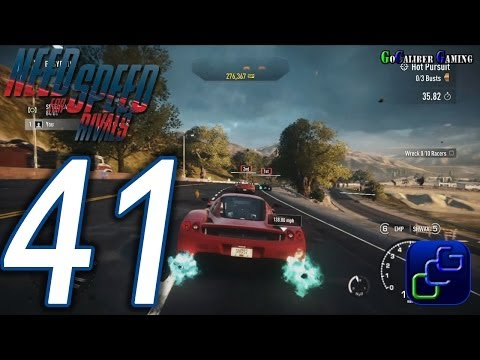 Need For Speed: Rivals Walkthrough - Part 41 - COP Career: Undercover Speedlist Dodge Charger