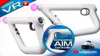 Playstation Vr Psvr : All Playstation Vr Game Aim Controller Compatible