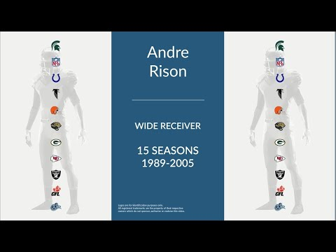 Andre Rison: Football Wide Receiver