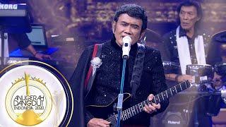 Download Lagu PALING DITUNGGU! Penampilan Rhoma Irama [BULAN BINTANG] - Anugerah Dangdut Indonesia 2020 mp3