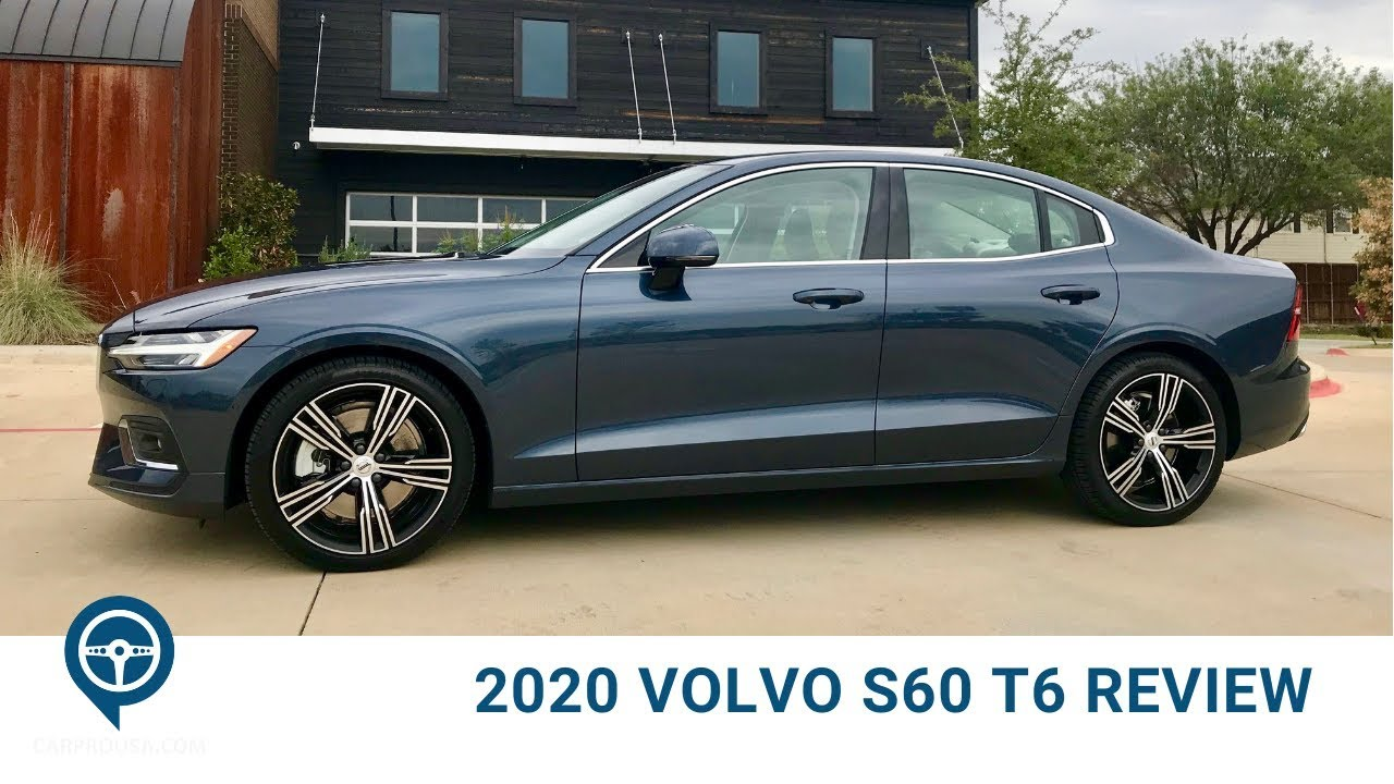 2020 volvo s60 t6 inscription review