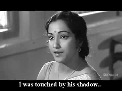 'Dheere Dheere Machal' (Movie: ANUPAMA-1966) English Subtitles