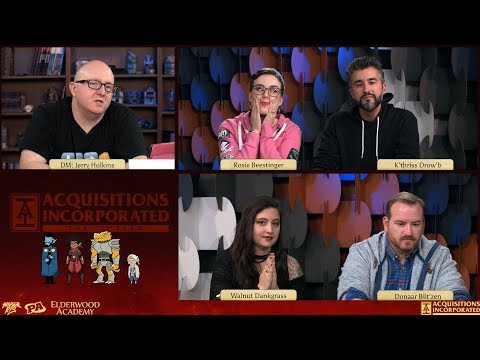 "Table Talk: Paterfamilias, Part 4 - S1 E30 - Acquisitions Inc: The ""C"" Team"