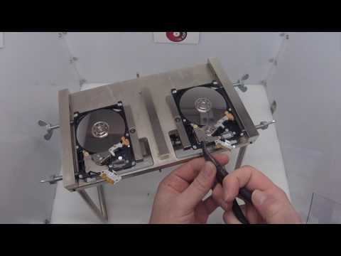 Toshiba MQ01ABD100 Head Swap - Affordable Clean Room Data Recovery by $300 Data Recovery