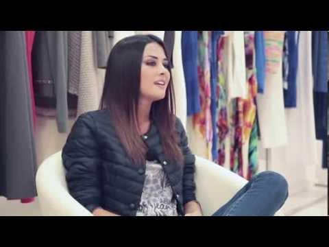 Giorgia Palmas for Beatrice.b's luxury beauty