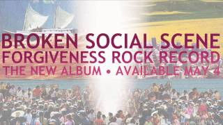 broken social scene all to all