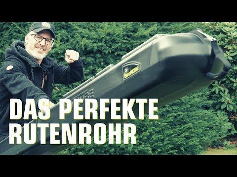 Das Perfekte Rutenrohr Zum Angeln In Norwegen - SporTube Rutentransportrohr Für´s Flugzeug