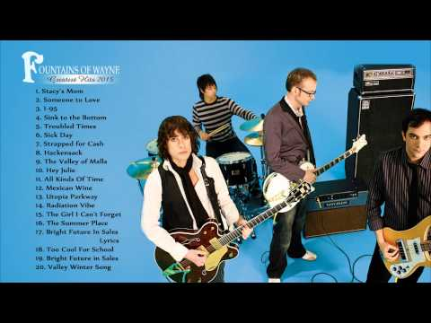 Fountains of Wayne greatest hits album - Best of Fountains of Wayne HD/HQ