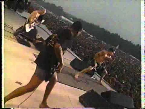 Rollins band live at woodstock 94 03 alien blueprint youtube malvernweather Image collections