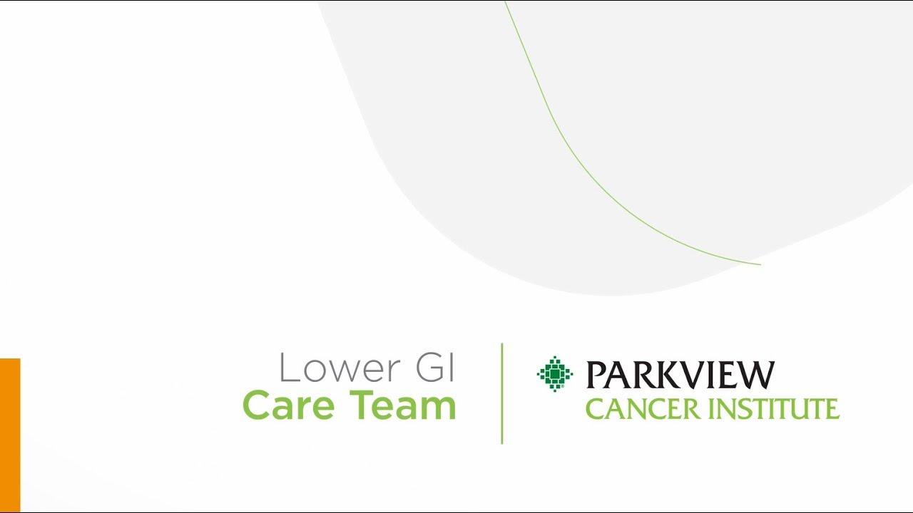 Gastrointestinal Gi Cancer L Parkview Health L Northeast Indiana