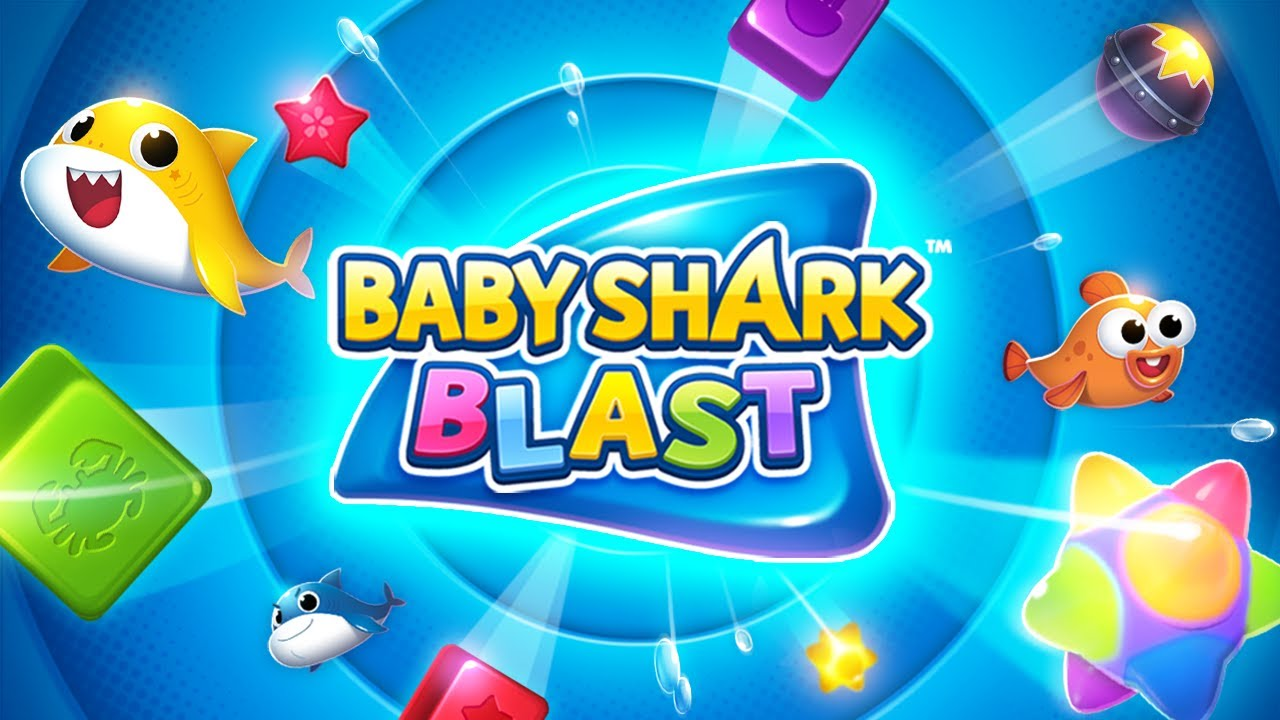 [App Trailer] Baby Shark Blast | Puzzle Adventure | Play Now! | Baby Shark Game