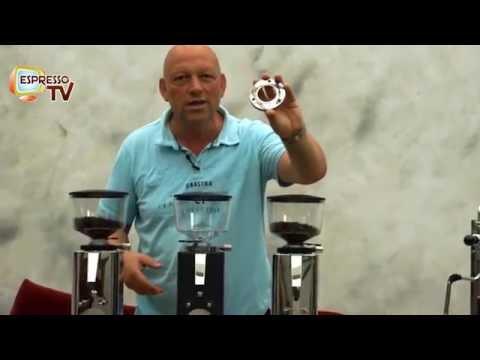 ECM S-64 Kaffeemühle Zahnkranz aus Edelstahl Teil 1