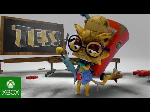 Super Lucky's Tale - Meet Tess