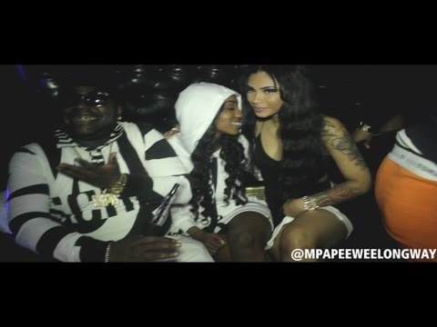 Peewee  Longway - Mr Blue Benjamin Intro ( Good Crack ) Migos live wshh By Internal Rich Mine