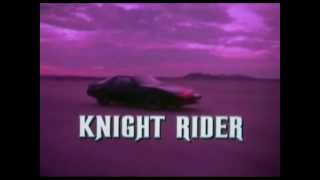 Knight Rider Opening Intro K.I.T.T.