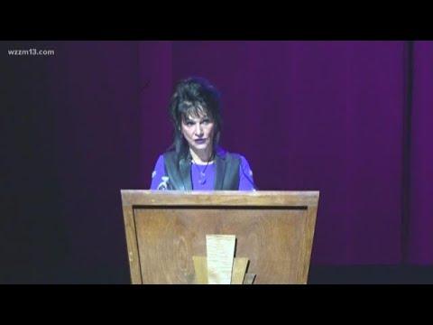 Judge Rosemarie Aquilina talks empowerment at International ...