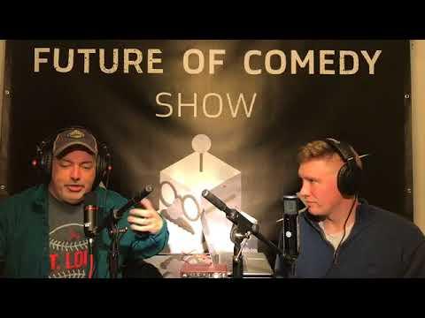 The Future of Comedy Show Episode 1- Matt Holt